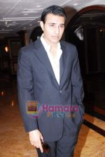 Sanjeet Bedi at Colors channel press meet in Taj Land_s End on 2nd December 2008(1).JPG