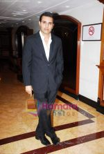 Sanjeet Bedi at Colors channel press meet in Taj Land_s End on 2nd December 2008(4).JPG