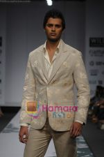Model walk the ramp for Varun Bahl at Wills Fashion Week (16).JPG