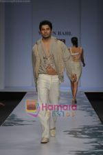 Model walk the ramp for Varun Bahl at Wills Fashion Week (4).JPG