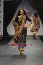 Model walk the ramp for Vikram Phadnis at Wills Fashion Week.JPG