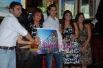 Dino Morea, Maureen Wadia at the launch of Gladrags Swimsuit Calendar 2008-1(3).JPG