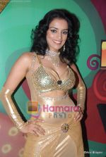 Shweta Menon at the Dancing Queen Show on Colors (3).JPG