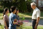 Clint Eastwood, Bee Vang, Ahney Her, Brooke Chia Thao in still from the movie Gran Torino.jpg
