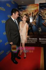 Adam Sandler, Keri Russell at Bedtime Stories film premiere on 11th December 2008 (13).jpg