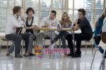 Nikki Reed, Robert Pattinson, Kellan Lutz, Jackson Rathbone, Ashley Greene in still from the movie Twilight.jpg