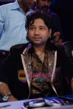 Kailash Kher on the sets of Indian Idol 4 in RK Studios on 13th December 2008 (85).JPG