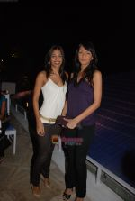 Mashoom & Shamita Singha at Il Terrazzo bash in Mumbai on 18th December 2008.JPG