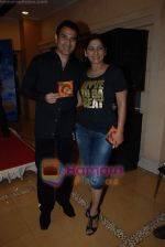 Parmeet Sethi, Archana Puran Singh at the Audio release of Badluck Govind in Country Club on 17th December 2008 (2).JPG