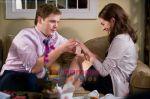 Anne Hathaway, Chris Pratt in still from the movie Bride Wars.jpg