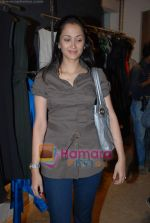 Gayatri Joshi at designer Pink Nandwana store launch in Bandra on 18th December 2008 (5).JPG