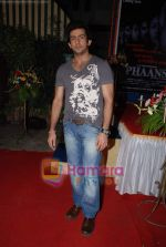 Aslam Khan at 31st march music launch on 19th December 2008 (3).JPG