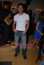 Aryan Vaid at Soul Fry brunch  in Fort on 21st December 2008 (4).JPG