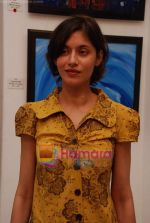 Neha at Prakash Bal Joshi art exhibition in Kitab Mahal on 22nd December 2008 (5).JPG