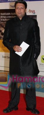 kiran karmarkar  at Gold Awards 2008 in Dubai on 21st December 2008(Large).JPG