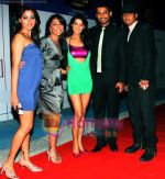 narayani shashtri shweta salve barkha bist indranil  rodney at Gold Awards 2008 in Dubai on 21st December 2008 (Large).JPG