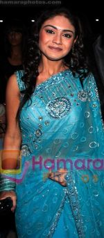 sreejita de at Gold Awards 2008 in Dubai on 21st December 2008 (Large).JPG