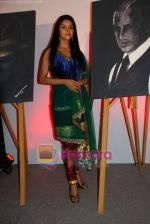 Asin Thottumkal at INOX where paintings by Salman Khan for Ghajni were unveiled in INOX, Nariman Point on 23rd December 2008 (30).JPG