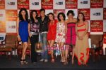 Kavita Kaushik, Mona Singh, Yash Tonk, Rakhi Sawant, Shweta Keswani, Mandira Bedi, Divya Dutta at Star Plus Arre Deewano Mujhe Pehchano press meet in Taj Land_s End on 23rd December 2008  (59).JPG
