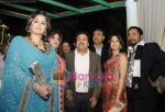 Amita Nangia, Dolly Bindra, Rajeev Shukla, Meghna Naidu, Praful Patel at the Wedding reception of Abhishek Agrawal and Sugandh Goel at the Airport Authority club on 24th Dec 2008 (12).jpg