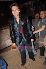 Jackie Bhagnani at the launch of Vashu Bhagnani_s son - Jackie in Film City on 24th December 2008 (2).JPG