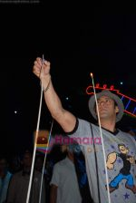 Salman Khan at the launch of Vashu Bhagnani_s son - Jackie in Film City on 24th December 2008 (12).JPG