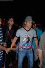 Salman Khan at the launch of Vashu Bhagnani_s son - Jackie in Film City on 24th December 2008 (2).JPG