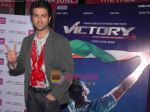Harman Baweja at Ghatkopar Fame to promote film Victory on 26th Dec 2008 (7).jpg