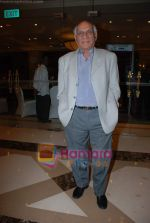 Yash Chopra at the V Shantaram Award Ceremony in JW Marriott on 26th Dec 2008.JPG