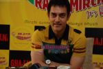Aamir Khan on the sets of Radio Mirchi 98.3 FM in Mahalaxmi on 27th December 2008 (11).JPG
