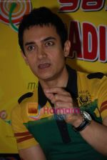 Aamir Khan on the sets of Radio Mirchi 98.3 FM in Mahalaxmi on 27th December 2008 (19).JPG
