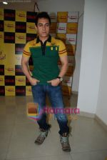 Aamir Khan on the sets of Radio Mirchi 98.3 FM in Mahalaxmi on 27th December 2008 (36).JPG