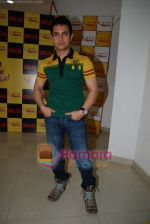 Aamir Khan on the sets of Radio Mirchi 98.3 FM in Mahalaxmi on 27th December 2008 (40).JPG