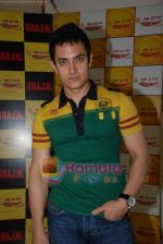 Aamir Khan on the sets of Radio Mirchi 98.3 FM in Mahalaxmi on 27th December 2008 (45).JPG