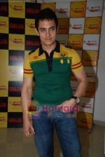 Aamir Khan on the sets of Radio Mirchi 98.3 FM in Mahalaxmi on 27th December 2008 (49).JPG