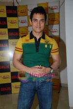 Aamir Khan on the sets of Radio Mirchi 98.3 FM in Mahalaxmi on 27th December 2008 (51).JPG