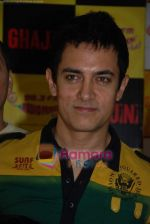 Aamir Khan on the sets of Radio Mirchi 98.3 FM in Mahalaxmi on 27th December 2008 (6).JPG