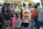 Salman Khan_s bday bash celebrated by fans  on 27thDecember 2008 (7).JPG