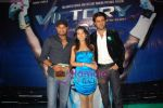 Amrita Rao, Harman Baweja, Harbhajan Singh at Victory film music launch in Vie Lounge on 28th December 2008 (5).JPG