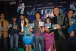 Amrita Rao, Harman Baweja, Harbhajan Singh, Anu Malik at Victory film music launch in Vie Lounge on 28th December 2008 (30).JPG