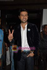 Harman Baweja at Victory film music launch in Vie Lounge on 28th December 2008 (2).JPG