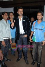 Harman Baweja at Victory film music launch in Vie Lounge on 28th December 2008 (5).JPG