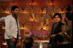 Yuvraj Singh at a promotional event for sony_s new comedy circus _Chinchpokali to China_ in Mohan Studios on 28th December 2008 (12).JPG