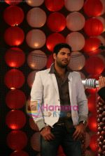 Yuvraj Singh at a promotional event for sony_s new comedy circus _Chinchpokali to China_ in Mohan Studios on 28th December 2008 (26).JPG
