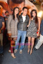 Asin Thottumkal, Aamir Khan, Jiah Khan at Ghajini success bash in Taj land_s End on 30th December 2008 (3).JPG