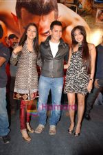 Asin Thottumkal, Aamir Khan, Jiah Khan at Ghajini success bash in Taj land_s End on 30th December 2008 (4).JPG