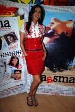 Hrishita Bhatt at the Audio release of Aasma - The Sky Is The Limit in Planet M on 30th December 2008 (11).JPG