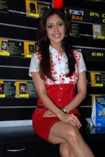 Hrishita Bhatt at the Audio release of Aasma - The Sky Is The Limit in Planet M on 30th December 2008 (20).JPG