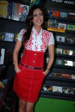 Hrishita Bhatt at the Audio release of Aasma - The Sky Is The Limit in Planet M on 30th December 2008 (4).JPG