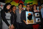 Rajkumar Santoshi, Subhashish Mukherjee, Hrishita Bhatt, Seema Biswas at the Audio release of Aasma - The Sky Is The Limit in Planet M on 30th December 2008 (2).JPG